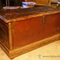 Antigüedades: ARCA ANTIGUA. Lote 33985144