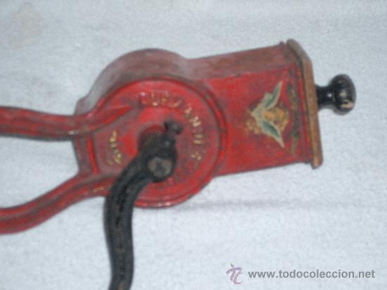 Antigüedades: PICADORA DE CARNE - Foto 2 - 33998015
