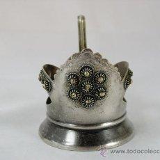 Antigüedades: PRECIOSOS VASITOS RUSOS. Lote 34000495