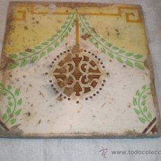 Antigüedades: AZULEJO . Lote 34011673