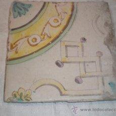 Antigüedades: AZULEJO . Lote 34011689