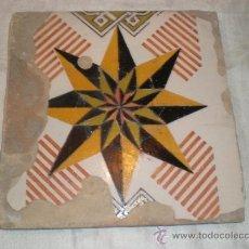 Antigüedades: AZULEJO . Lote 34011742