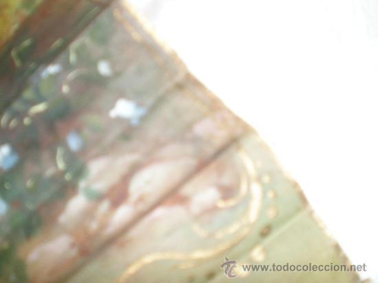 Antigüedades: abanico de hueso - Foto 9 - 34011574
