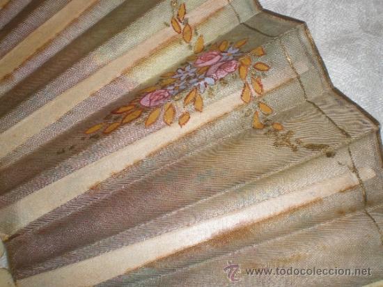 Antigüedades: abanico de hueso - Foto 12 - 34011574