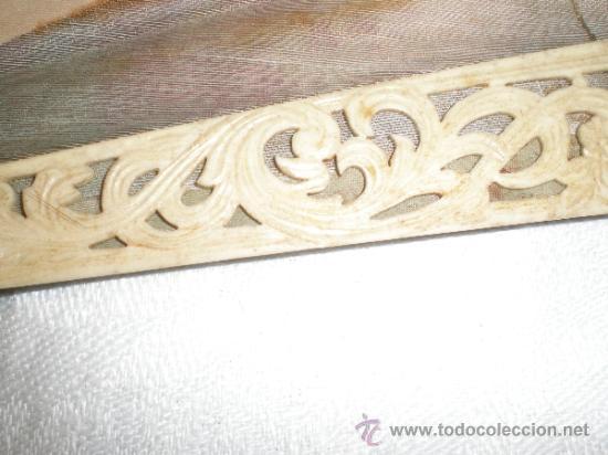 Antigüedades: abanico de hueso - Foto 13 - 34011574