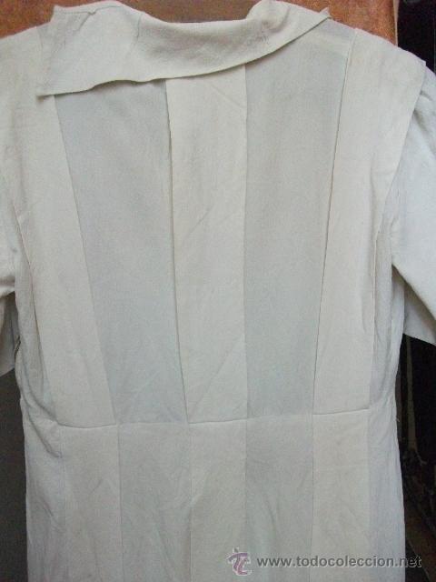 Antigüedades: Vestido de percal para jovencita - IMPECABLE - Años 25/30 - Foto 8 - 34026786