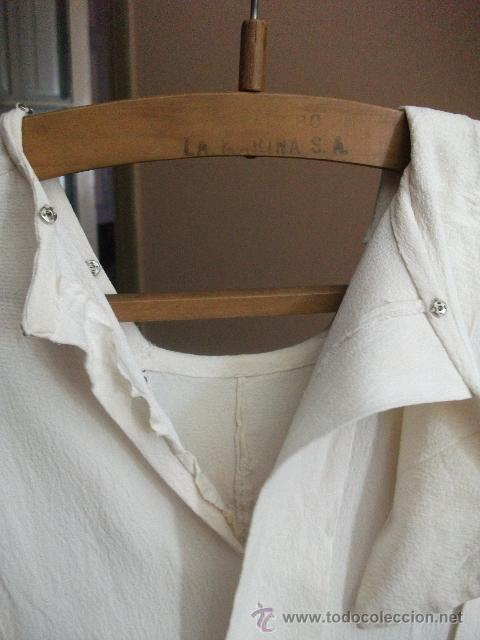 Antigüedades: Vestido de percal para jovencita - IMPECABLE - Años 25/30 - Foto 11 - 34026786