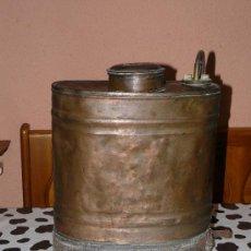 Antigüedades: ANTIGUO FUMIGADOR DE COBRE. Lote 34012766
