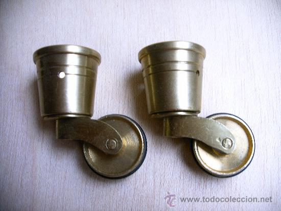ruedas de latón de mueble auxiliar - Comprar Muebles Auxiliares ...