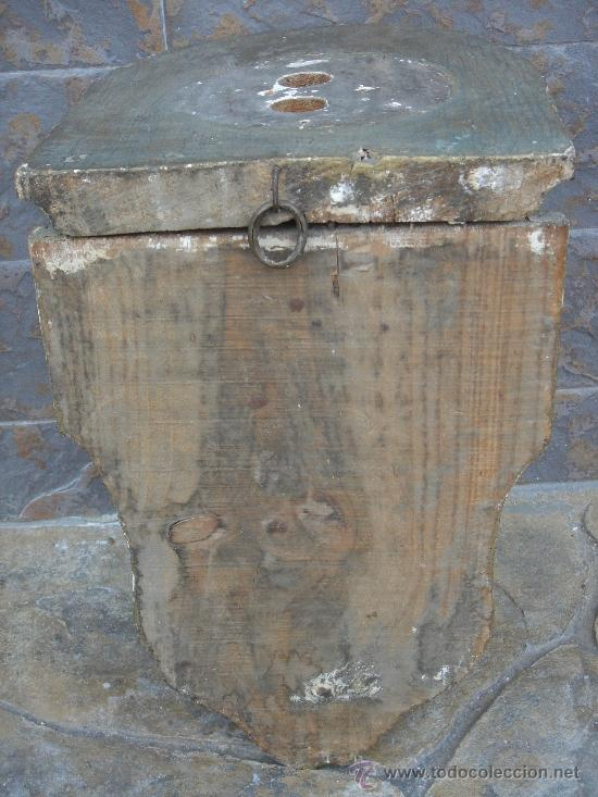 Antigüedades: DETALLE PARTE POSTERIOR - Foto 10 - 34056780
