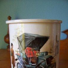 Antigüedades: BOTE DE COCINA. Lote 34064029