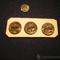 Antigüedades: BOTONES ANTIGUOS. Lote 34121134