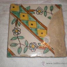 Antigüedades: AZULEJO. Lote 34126690