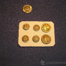 Antigüedades: BOTONES ANTIGUOS. Lote 34129319
