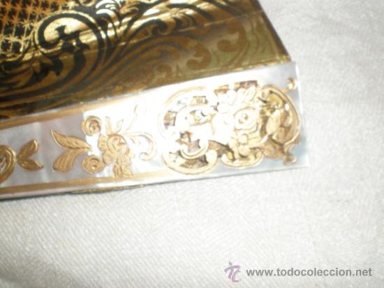 Antigüedades: abanico de nacar isalelino madreperla - Foto 9 - 34126746