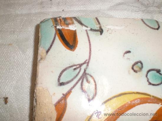 Antigüedades: azulejo - Foto 2 - 34126668