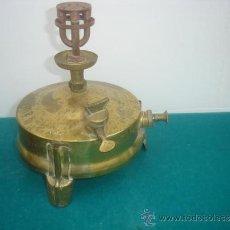 Antigüedades: FOGON DE METAL ANTIGUO. Lote 34134211