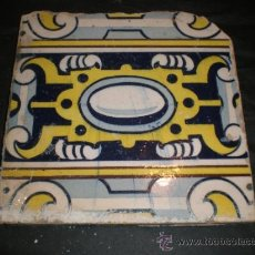 Antigüedades: AZULEJO. Lote 34212219