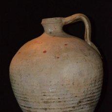 Antigüedades: MUY ANTIGUO Y PRECIOSO CÁNTARO DE LUCENA, BUENA CONSERVACIÓN Y BONITA PÁTINA. Lote 34175890