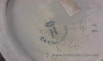 Antigüedades: Preciosa bombonera CAPODIMONTE - Foto 7 - 34189287