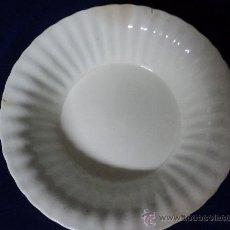 Antigüedades: PALANGANA SIGLO XIX. PICKMAN CHINA OPACA.. Lote 34189518