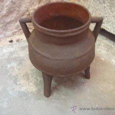 Antigüedades: POTE PEQUEÑO. Lote 34211649