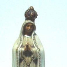 Antiguidades: IMAGEN RELIGIOSA DE ESTUCO DE 23 CM. DE ALTURA. Lote 34218890