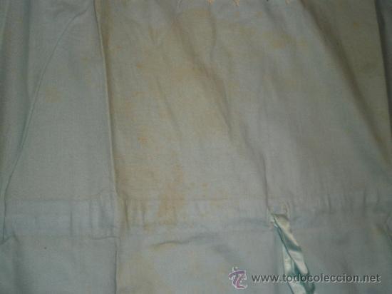 Antigüedades: vestido azul - Foto 5 - 34219085