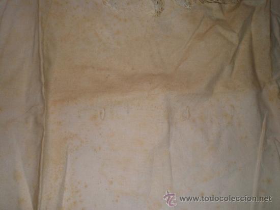 Antigüedades: vestido camison rosa - Foto 6 - 34236436