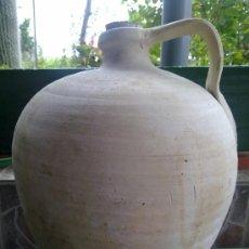 Antigüedades: ANTIGUO CANTARO DE AGUA DE LUCENA. Lote 34249250