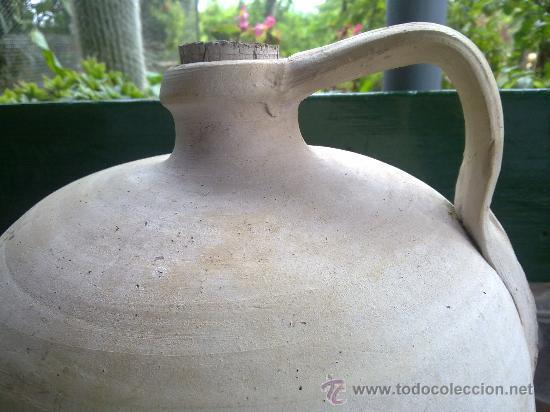 Antigüedades: antiguo cantaro de agua de lucena - Foto 3 - 34249250