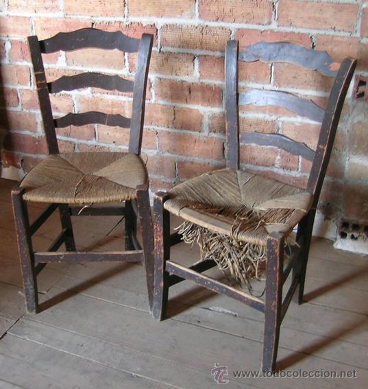 Resultado de imagen para asientos de madera rotos