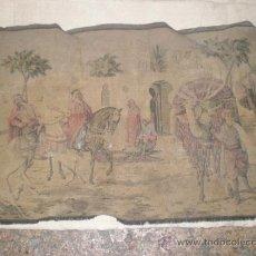 Antigüedades: TAPIZ MAQUINA. Lote 34294211