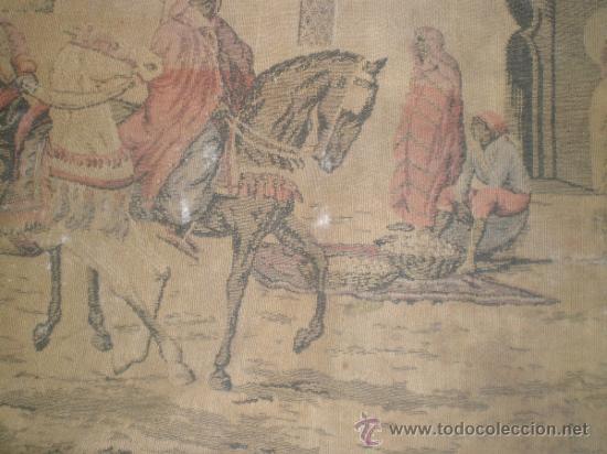 Antigüedades: tapiz maquina - Foto 6 - 34294211