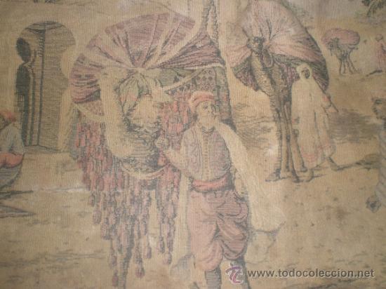 Antigüedades: tapiz maquina - Foto 5 - 34294211
