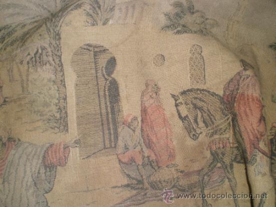 Antigüedades: tapiz maquina - Foto 4 - 34294211