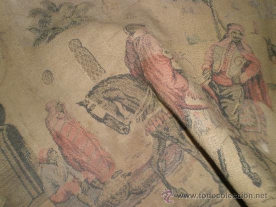 Antigüedades: tapiz maquina - Foto 3 - 34294211