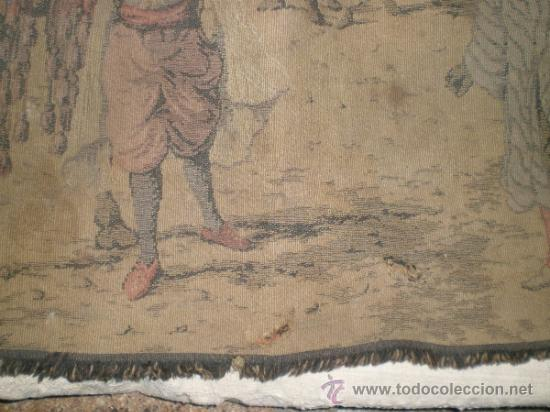 Antigüedades: tapiz maquina - Foto 10 - 34294211