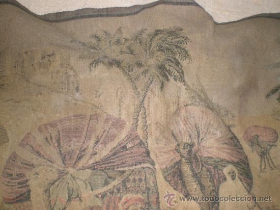 Antigüedades: tapiz maquina - Foto 9 - 34294211