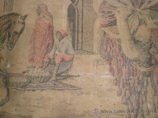 Antigüedades: tapiz maquina - Foto 8 - 34294211