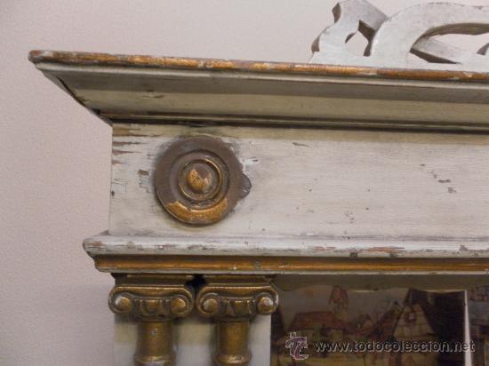 Antigüedades: Excepcional y antiguo. Teatro o Teatrillo. Época imperio. 1820/1840. - Foto 66 - 34266034