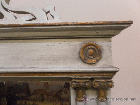 Antigüedades: Excepcional y antiguo. Teatro o Teatrillo. Época imperio. 1820/1840. - Foto 67 - 34266034
