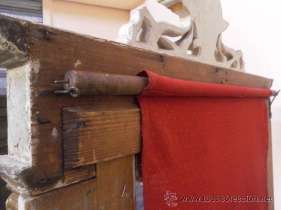 Antigüedades: Excepcional y antiguo. Teatro o Teatrillo. Época imperio. 1820/1840. - Foto 90 - 34266034
