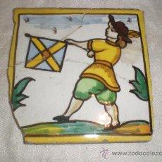 Antigüedades: AZULEJO . Lote 34293312