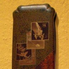 Antigüedades: CAJA LACADA. JAPÓN SIGLO XIX. Lote 34294779