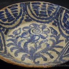 Antigüedades: LEBRILLO CERAMICA DE FAJALAUZA XIX . Lote 98673759