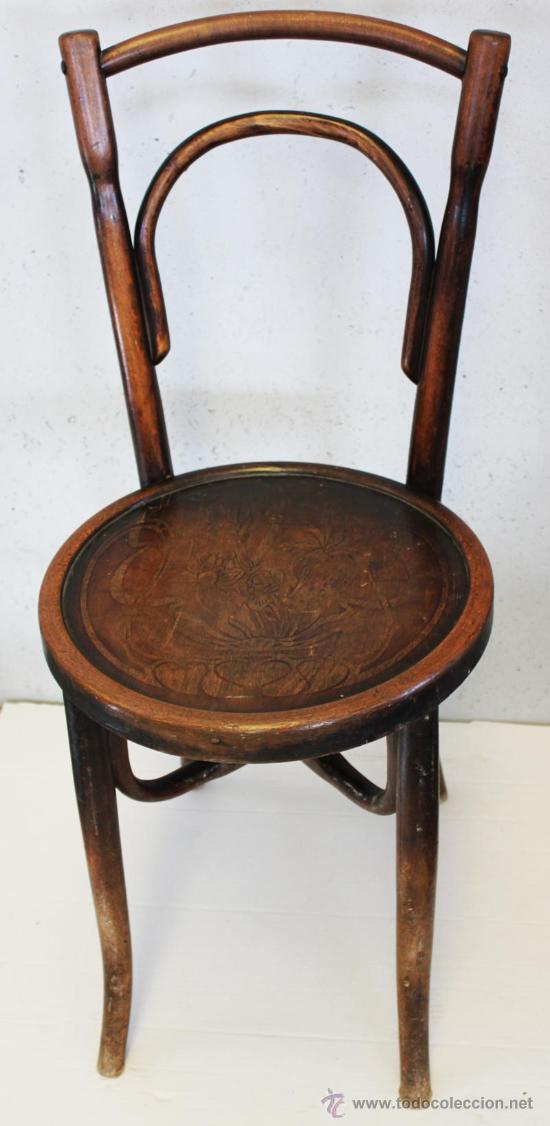 Silla modernista estilo thonet para restaurar comprar - Restaurar sillas antiguas ...