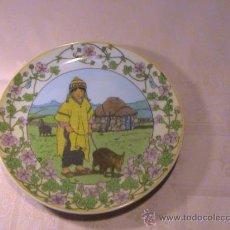 Antigüedades: PLATO UNICEF PORCELANA VILLEROY & BOCH. COLECCIÓN. Lote 171512618