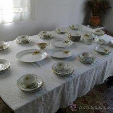 Antigüedades: VAJILLA VARGAS SEGOVIA. Lote 34362346