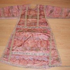 Antigüedades: CASULLA DALMATICA CLASICA. Lote 34397109